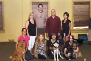 Canine Massage Certification Class